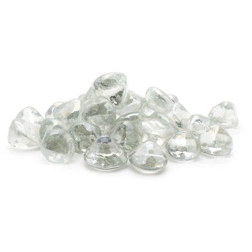 Crystal Cashews Decorative Glass