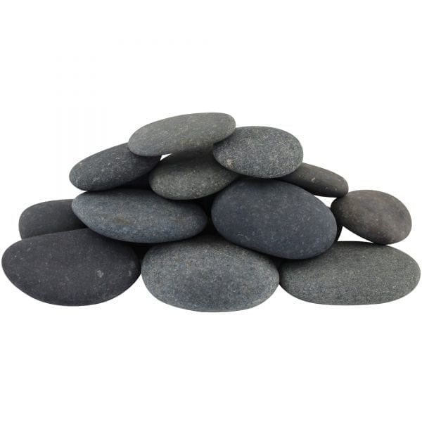 Rain Forest Grey Mexican Beach Pebbles