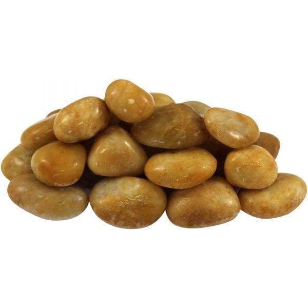 Rain Forest Golden Sapphire Pebbles